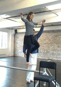 alexander technique balance