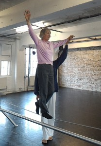 Wolfgang's work with balance at LCATT